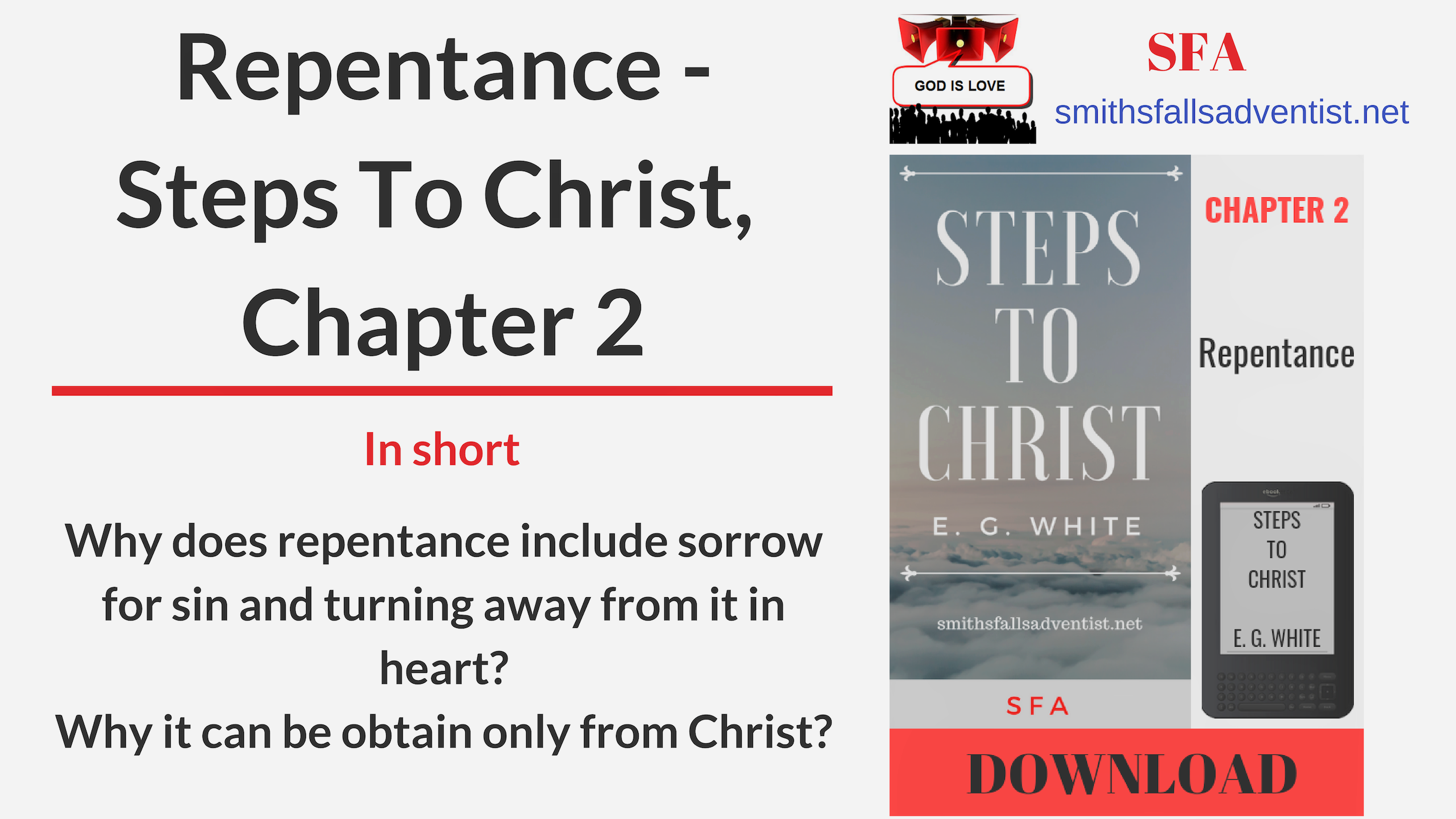 Title-Repentance-Steps-To-Christ-Chapter-2-text-logo