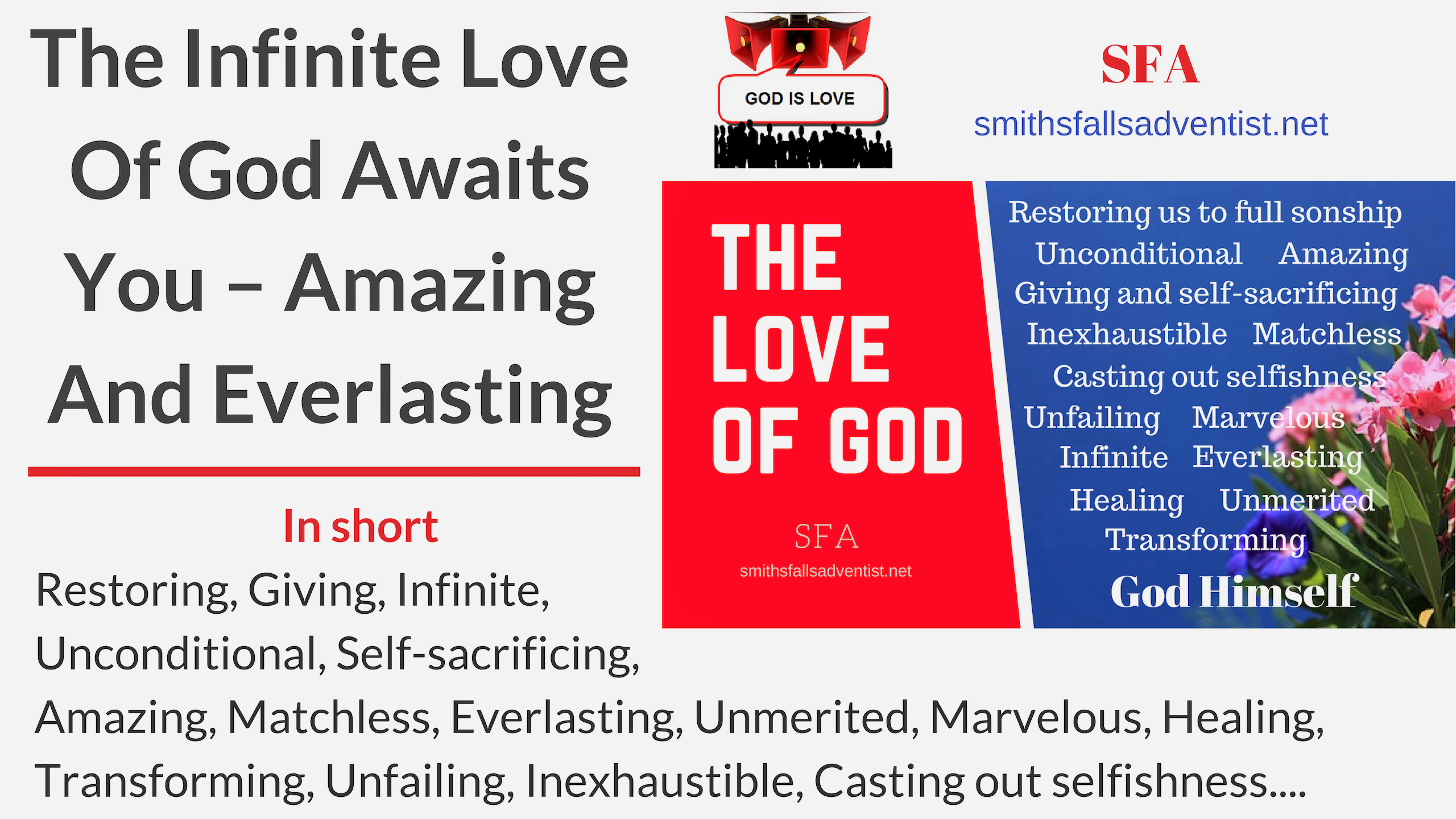 Title-The-Infinite-Love-Of-God-Awaits-You-Amazing-And-Everlasting-text-logo