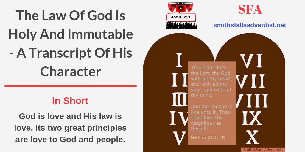 Title-The-Law-Of-God-Is-Holy-And-Immutable-A-Transcript-Of-His-Character-text-logo