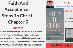Faith-And-Acceptance-Steps-To-Christ-Chapter-5-text-logo