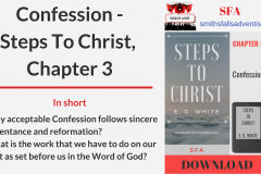 Title-Confession-Steps-To-Christ-Chapter-3-text-logo